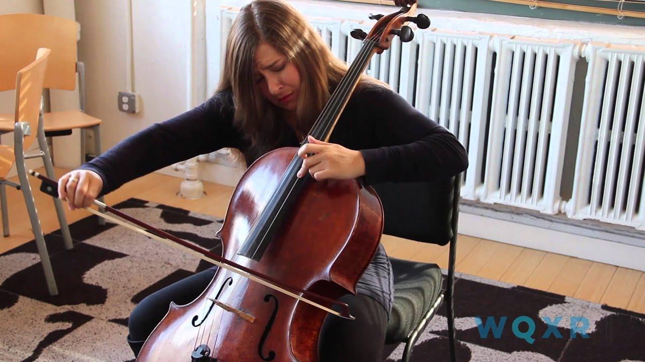 Alisa Weilerstein plays Osvaldo Golijov's