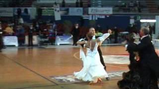 Gara di ballo standard 20° trofeo Montecatini - Valzer Viennese - Piero e Grazia 07/12/2008