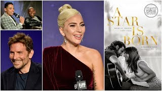 Lady Gaga on addiction, her first leading role & working with Bradley Cooper on A Star is Born