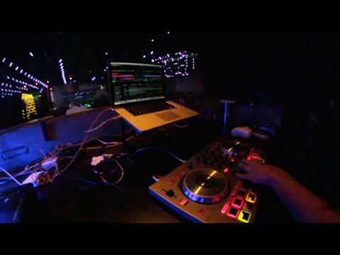 DJ Niken indigo at Eqinox club Jakarta, Indonesia