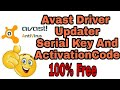 Avast Driver Updater Serial Key Activated Code|Avast premier license key|awast premier free download