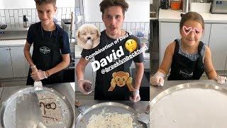 Brooklyn Beckham   Instagram Story   28 July 2018 w/ Romeo & Harper