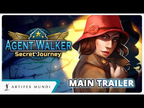 Agent Walker: Secret Journey Official ESRB Trailer