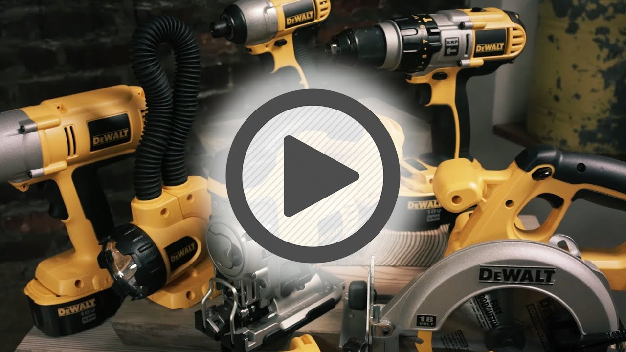 Dewalt 18V Cordless XRP™ 9-Tool Combo Kit- Pep Boys