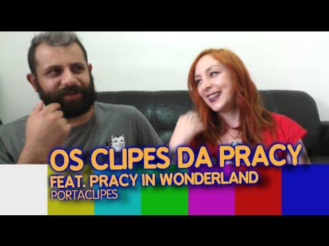 Os Clipes da Pracy feat. Pracy In Wonderland | Porta Clipes