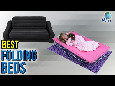 10 Best Folding Beds 2017