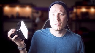 The Best LED Video Light for the Money! Period. (Aputure Amaran AL-F7 Unboxing & Review)