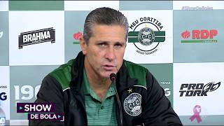 Coritiba vence o Guarani - Show de Bola (09/10/19)