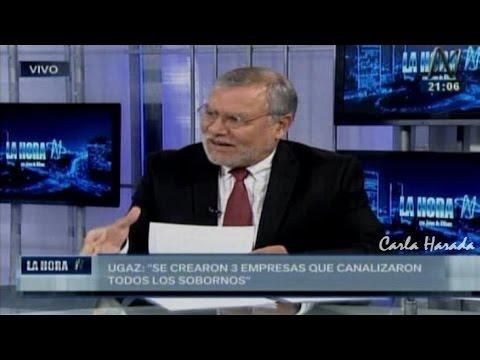José Ugaz, presidente de Transparencia Internacional, habla de los sobornos de Odebrecht en el Perú