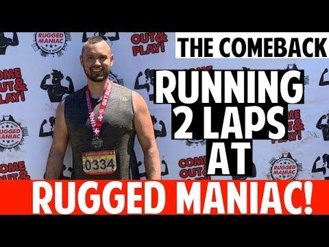 Rugged Maniac Portland 2019 Pushing