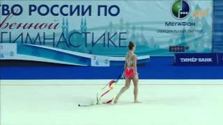 Сборная России 2016. Художественная гимнастика.