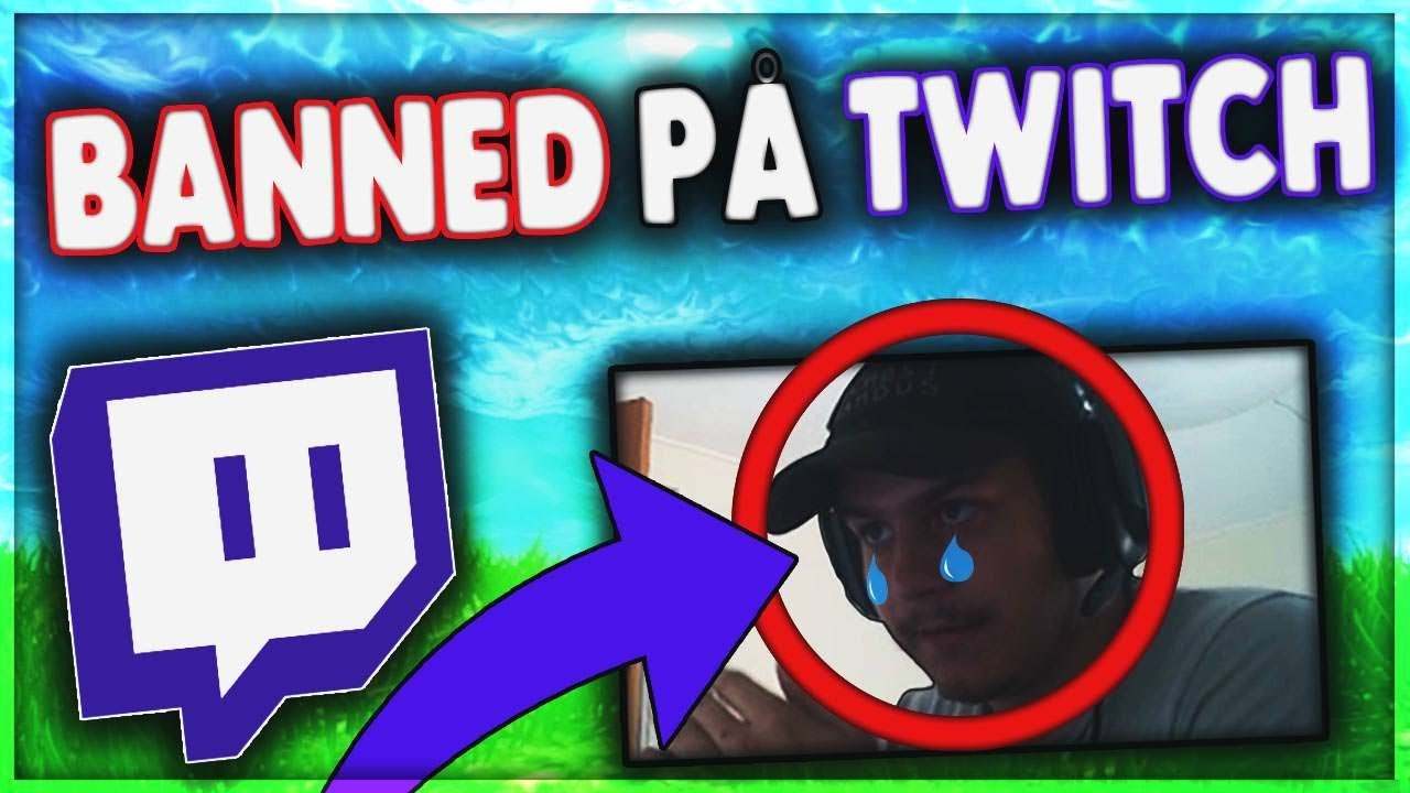 GRAM BANNED PÅ TWITCH | Danske Fortnite Highlights #165