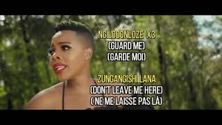 Master KG ft Nomcebo  Jerusalema  ( Lyrics + Translation French & English )