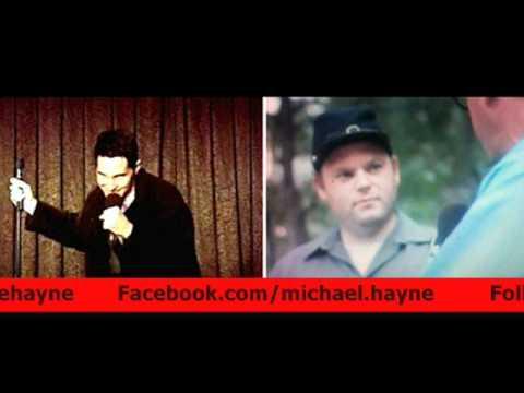 Comedian/Political Columnist Michael Hayne interviews OWS sensation Jesse Lagreca