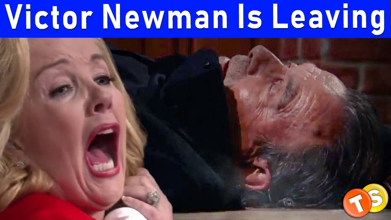 Could The Great Victor Newman Really Be Dead On The Young and the Restless?
