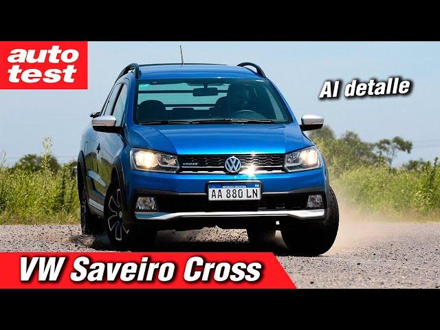 Prueba: Volkswagen Saveiro Cross