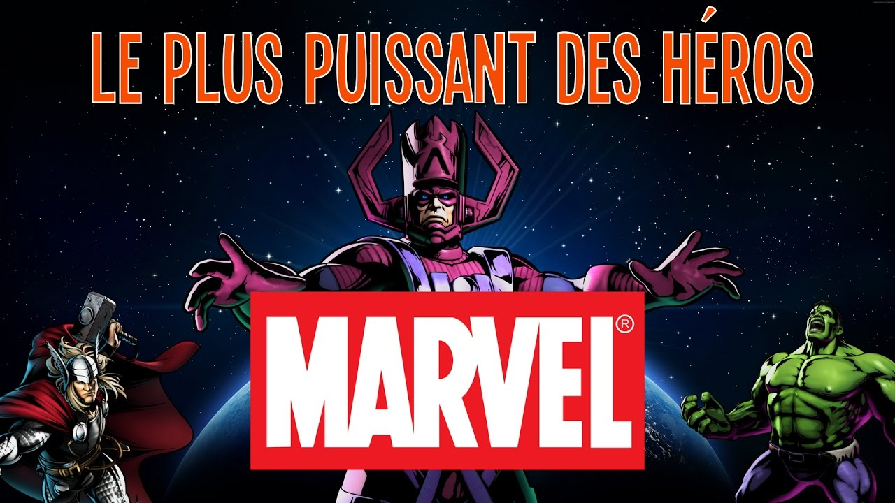 le plus puissant des h ros marvel comics comixrays youtube. Black Bedroom Furniture Sets. Home Design Ideas