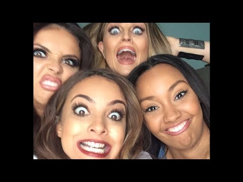 Little Mix - Try Not to Laugh or Smile