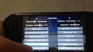 Обзор игры Майнкрафт НА PSP