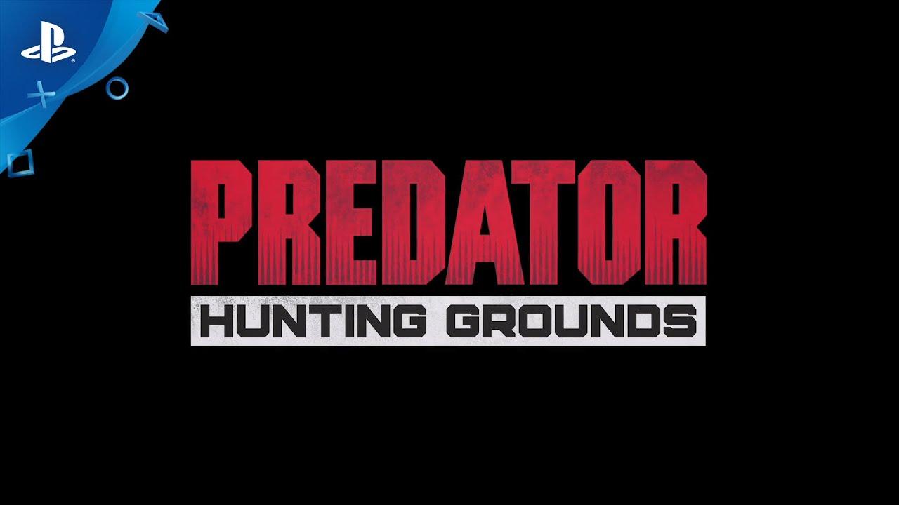 『Predator: Hunting Grounds(仮)』 Gameplay Trailer
