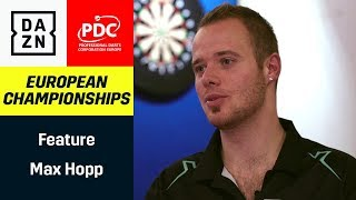 Max Hopp Feature | Darts European Championship | DAZN Highlights