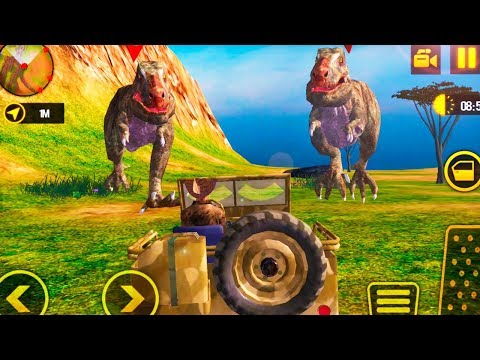 Dinosaur Hunt Simulator 2018 #4 (by Game Bunkers) Android Gameplay Trailer  