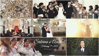 Sabrina Andrew's Wedding | Knowles Memorial Chapel | Rollins College | Winter Park, FL
