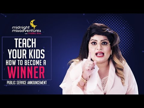 Life winning lessons from Shalishka - #ChildrenAreThePresent | Shaltruisms - Mallika Dua's funny PSA