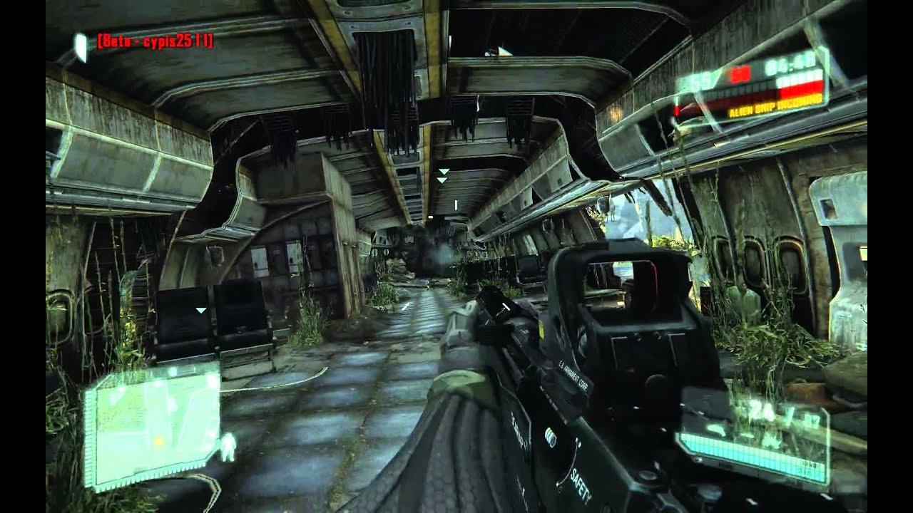 Crysis 3 Beta Gameplay I3 2100 GTX 550 Ti - YouTube