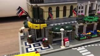 Город которого есть.  Lego City