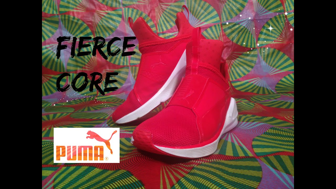 e9a6137bfb5a Puma  Fierce Core - YouTube