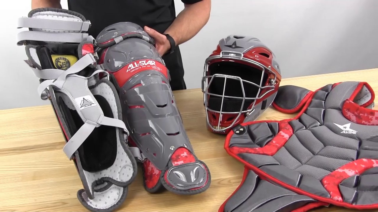 All Star System 7 Catchers Gear - YouTube 39c581ce5f