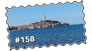 #158 - Croatia, Istria area - Rovinj to Vrsar part 1 - Rovinj to Valalta (08/2016)