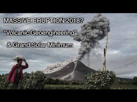 MASSIVE Eruption Supervolcano 2018?