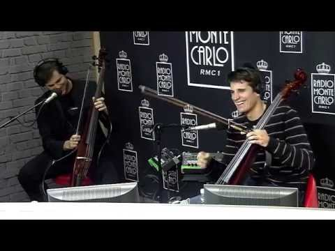 2CELLOS at Radio Monte Carlo