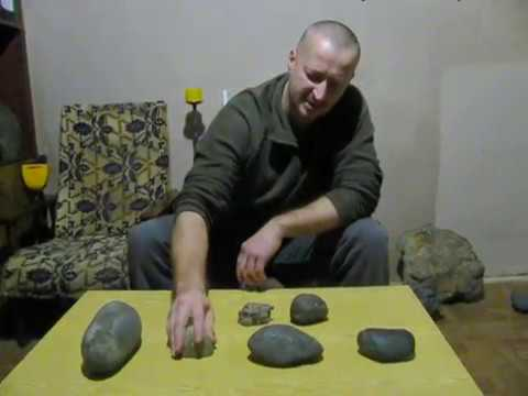 Кора плавления каменных метеоритов / Melting Bark Of Stone Meteorites