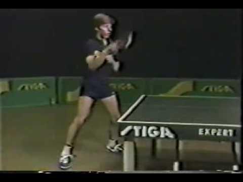 Sweden Table Tennis Training