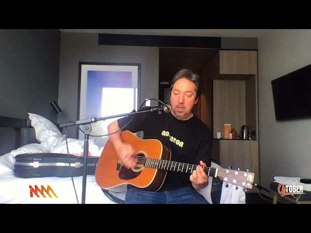 Jon Toogood from Shihad Performs 'Reckless' By Australian Crawl For Oztober | Triple M