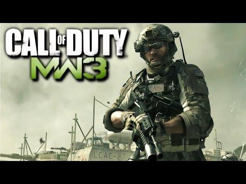Call of Duty Modern Warfare 3: Sandstorm Mission Gameplay Veteran