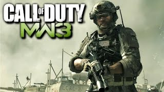 Call of Duty Modern Warfare 3: Sandstorm Mission Gameplay Veteran