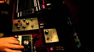 Benidub Delay Test -  Russ D @ Backyard Studio UK