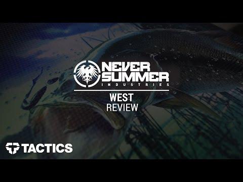 Never Summer West 2017 Snowboard Review - Tactics.com