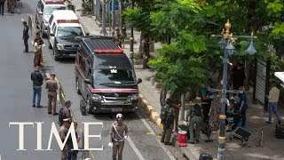 Thai Prime Minister Orders Investigation Into Bangkok Blasts That Injured Two People | TIME