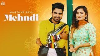 Mehndi   (Full HD)   Mantaaz Gill   MixSingh   New Punjabi Songs 2020   Jass Records