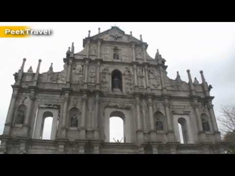 Travel Guide: The Ruins of St. Paul Church in Macao