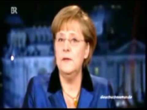 Chancellor Merkel Shares Diet Tips For Fatties