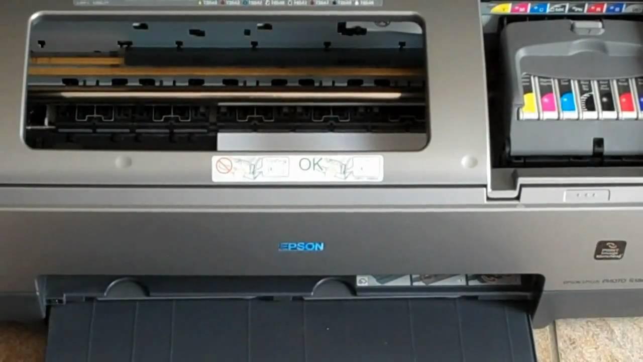 Epson Stylus Photo R1800 Printer Drivers Windows 7