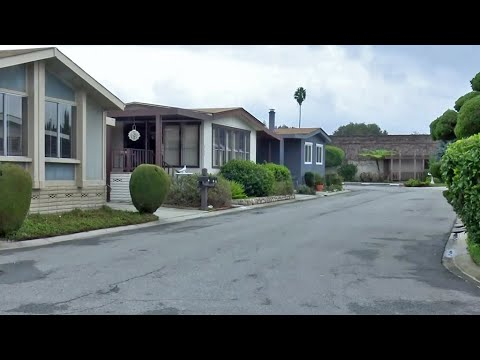 Longtime Residents Of South Bay Mobile Home Park Face Eviction