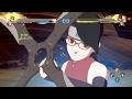 Naruto Storm 4: Sarada Sharingan Awakening, Boruto Team Ultimate Jutsu (Boruto The Movie D
