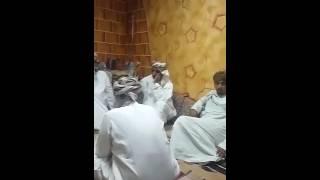 فن الونة. أداء: الشاعر درويش البادي و الشاعر زايد القريني. شلة عمانية إبداع